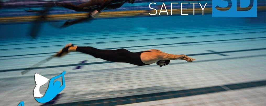 Freediving Pool Competition Safety Diver Course